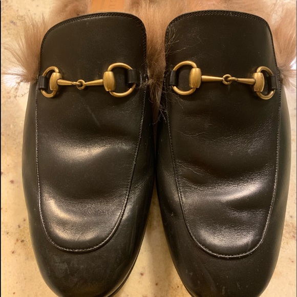 Gucci Other - Gucci Leather Slip On